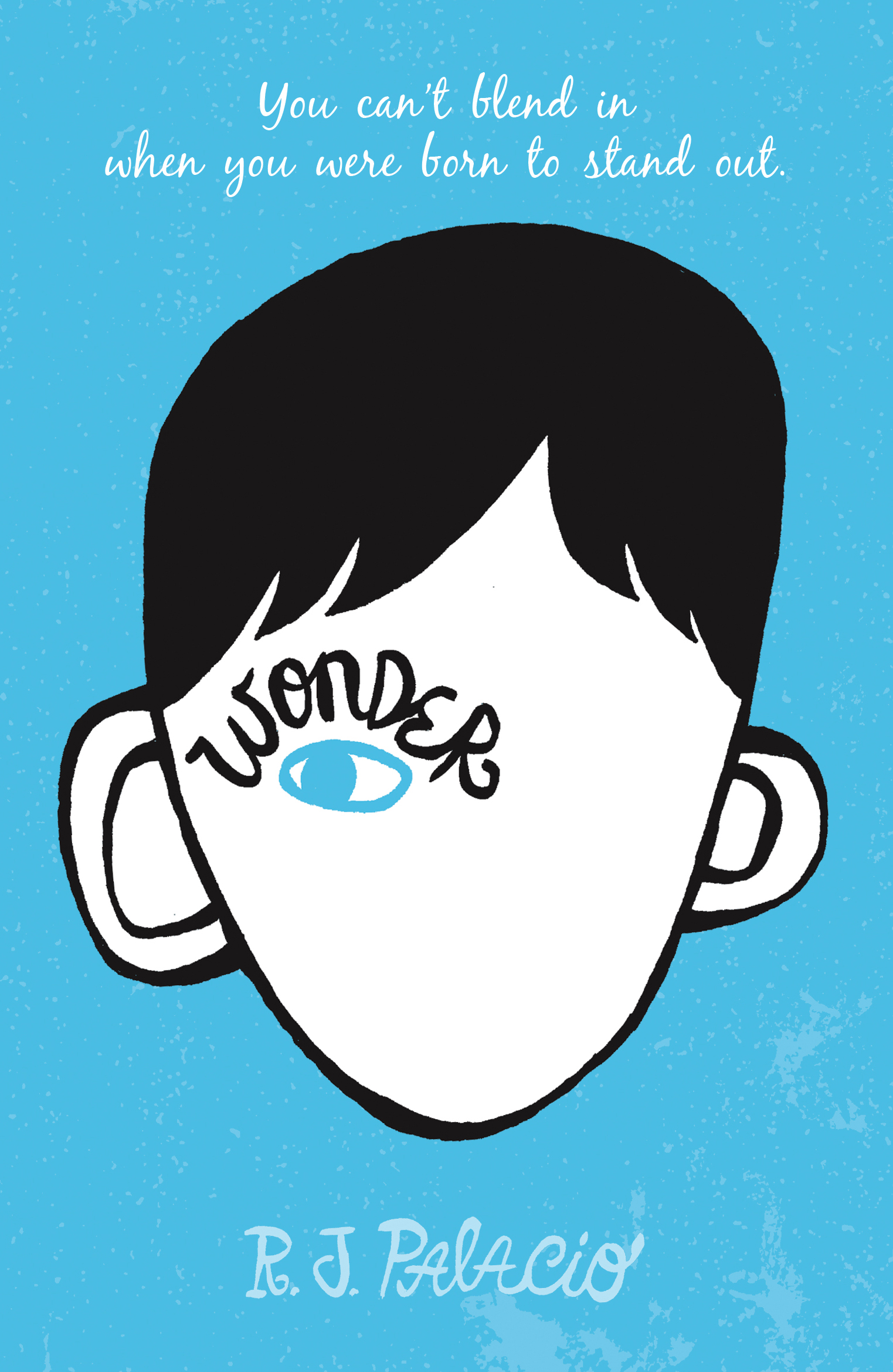 Wonder by R J Palacio, ISBN: 9780552565974