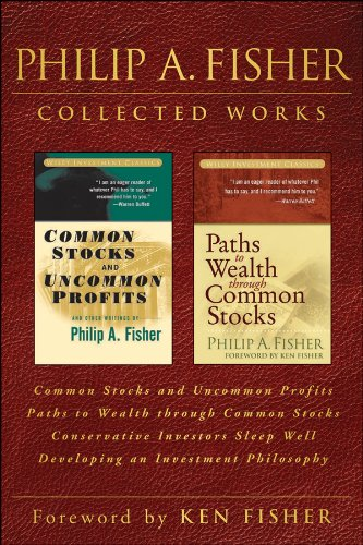 Philip A. Fisher Collected Works, Foreword by Ken Fisher