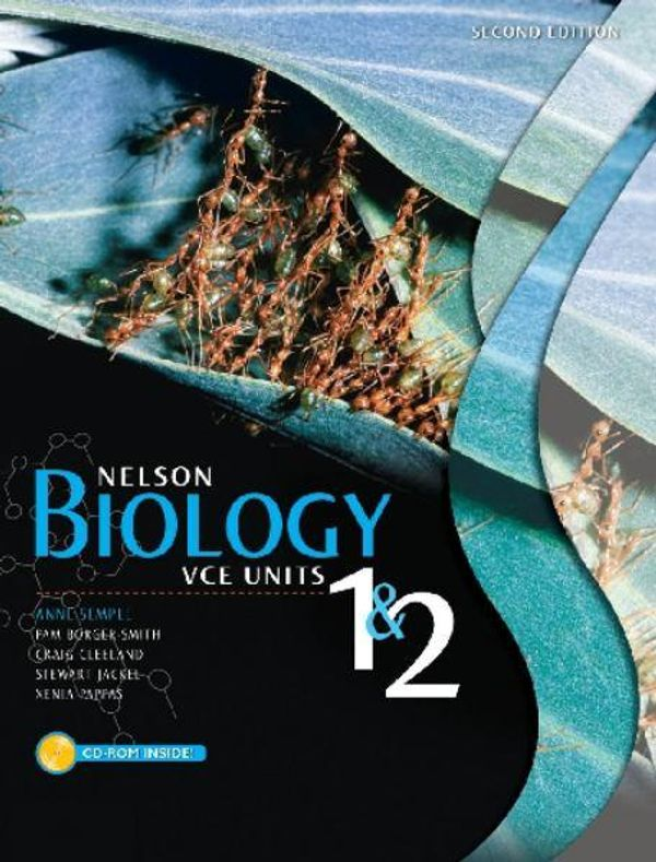 Booko: Comparing prices for Nelson Biology VCE Units 1 and 2
