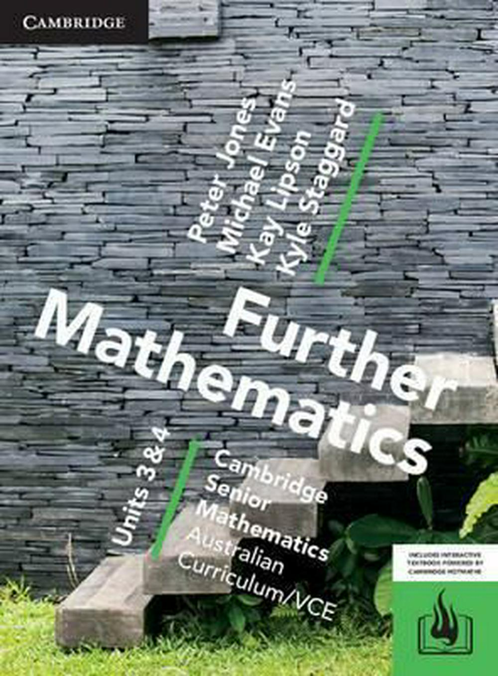 CSM VCE Further Mathematics Units 3 & 4 Revised EditionStudent Textbooks and HOTmaths Bundle