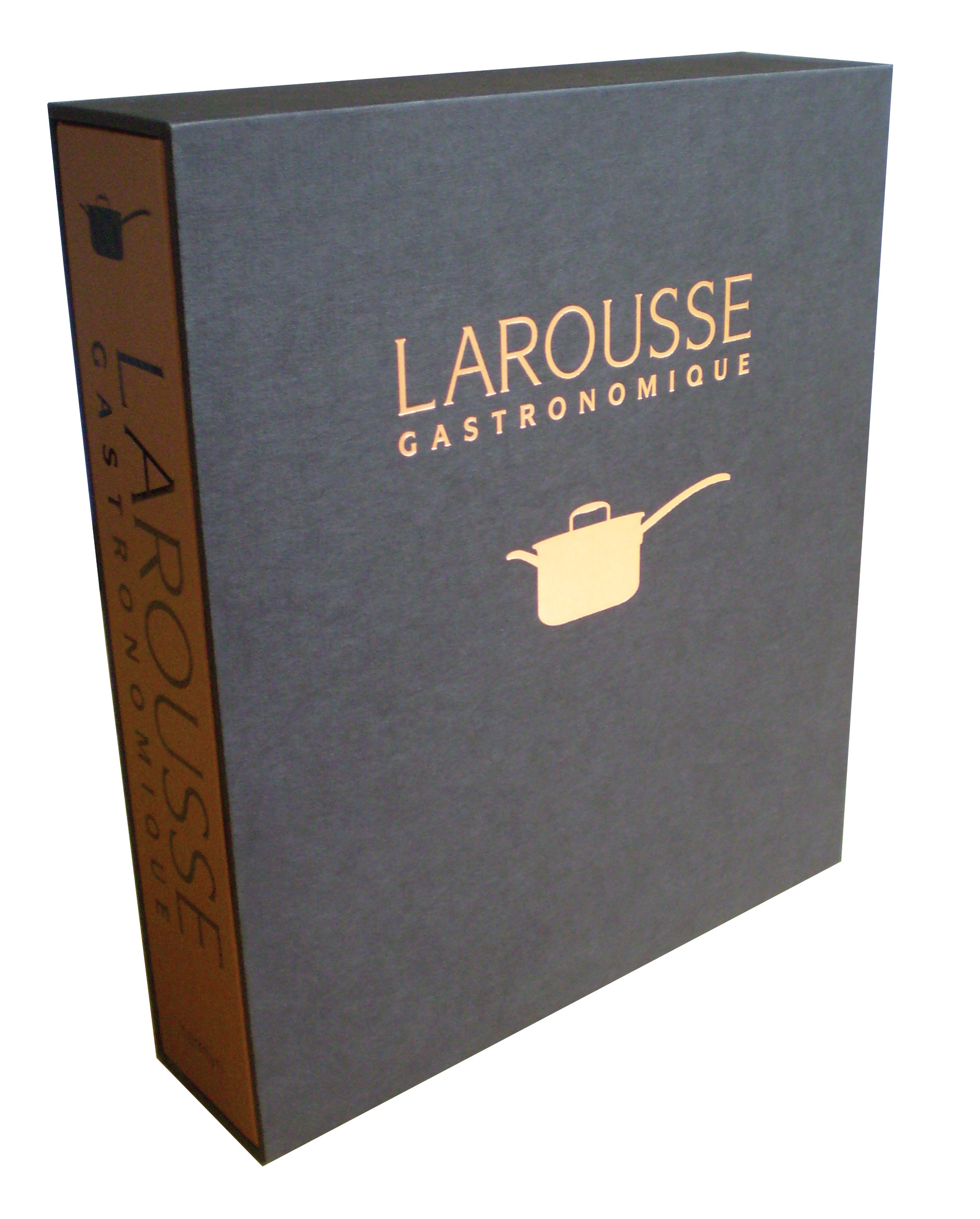 Cover Art for New Larousse Gastronomique, ISBN: 9780600620426