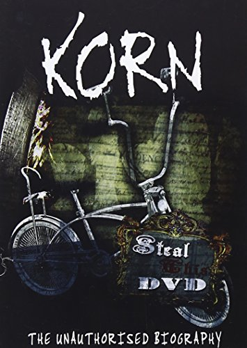 Korn: Steal This DVD - The Unauthorized Biography by Unknown, ISBN: 0872967005998