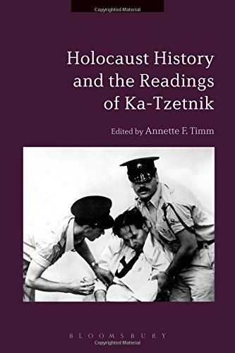 Holocaust History and the Readings of Ka-Tzetnik