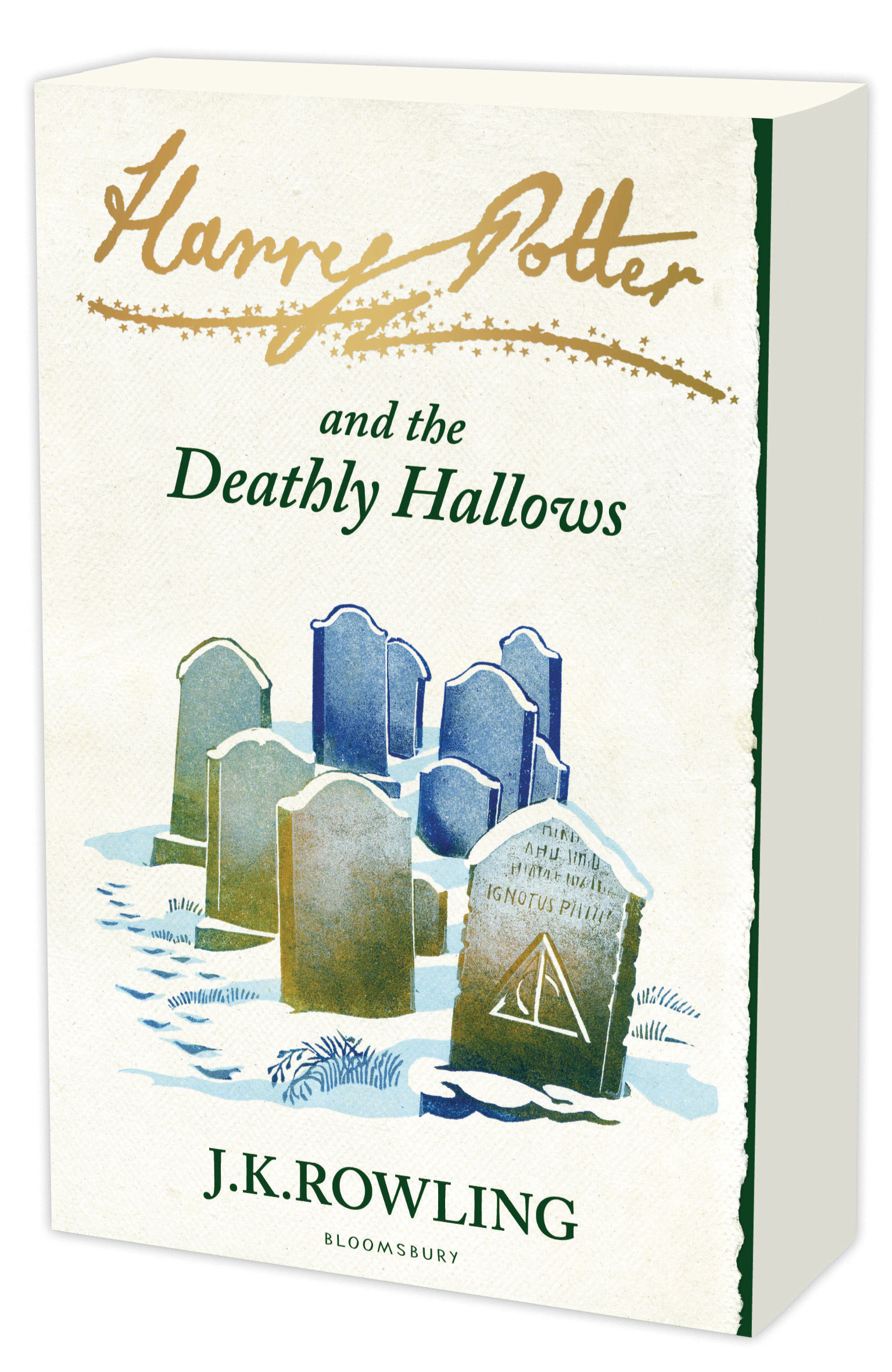 Harry Potter and the Deathly Hallows signature edition