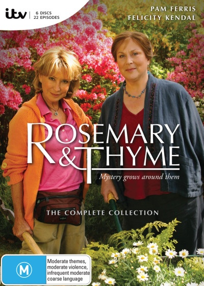 Rosemary & Thyme - Complete Collection