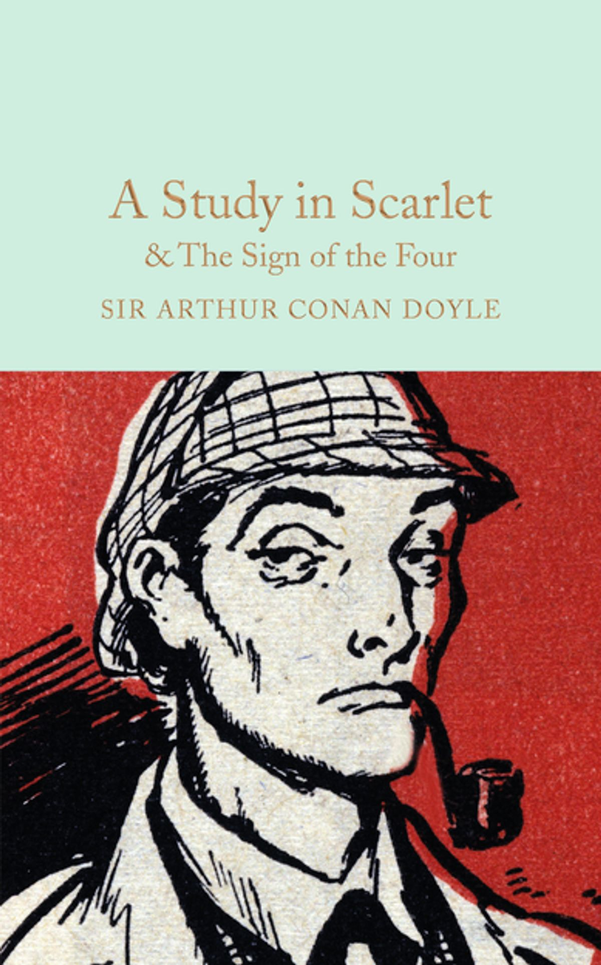 a comparison of two detective novels a study in scarlet by sir arthur conan doyle and the mysterious Sir arthur conan doyle, the prolific 18 th century writer, will always be best known for his creation of the iconic character sherlock holmes this acclaimed character has been reimagined in literary works outside of conan doyle's original canon as well through television and full feature films.