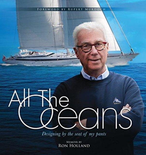 All the Oceans: Designing by the Seat of My Pants