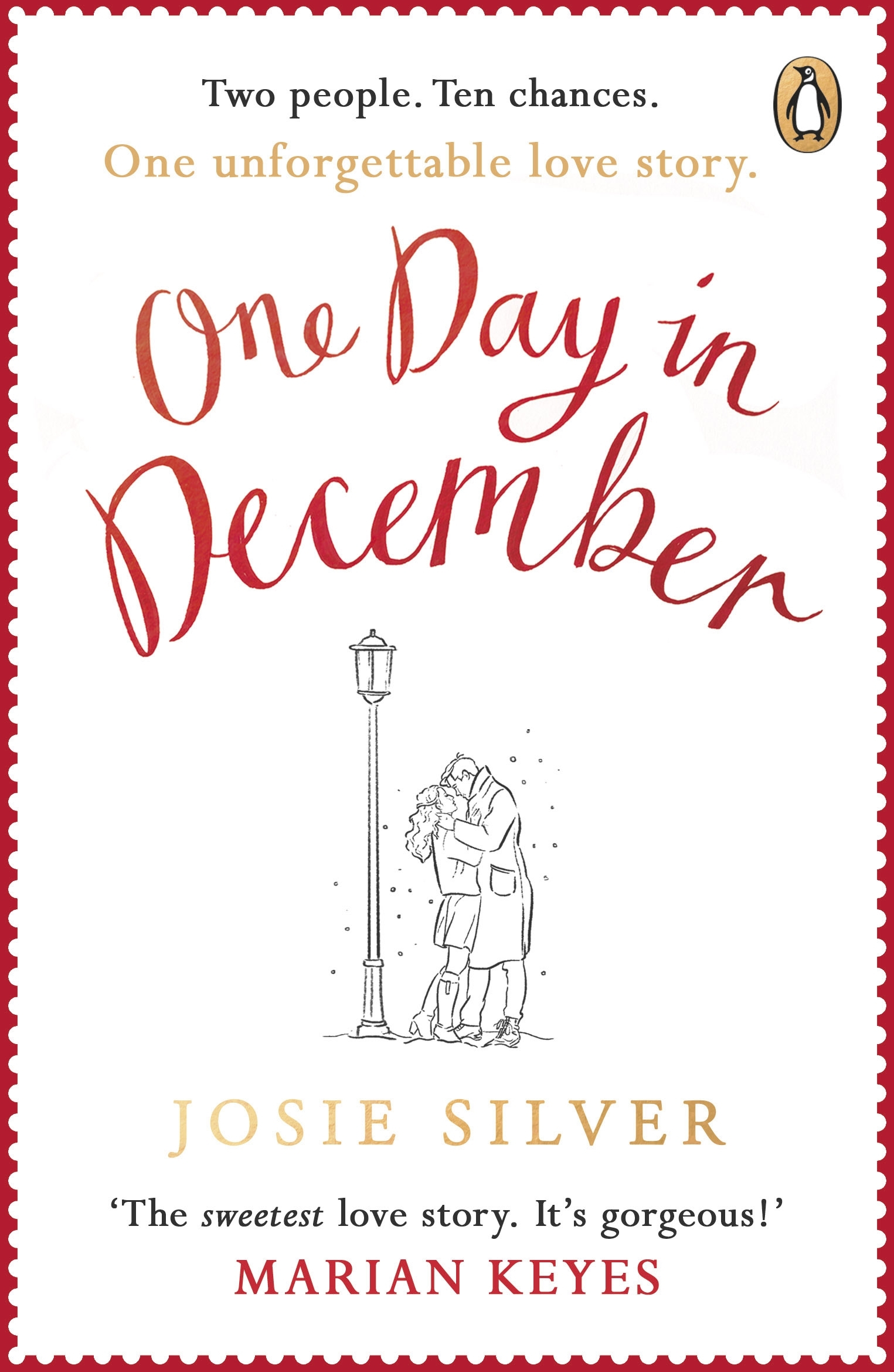 One Day in DecemberA Christmas Love Story by josie silver, ISBN: 9780241982273