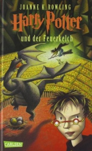 "Harry Potter und der Feuerkelch (German Audio Cassette Edition of ""Harry Potter and the Goblet of Fire"")"