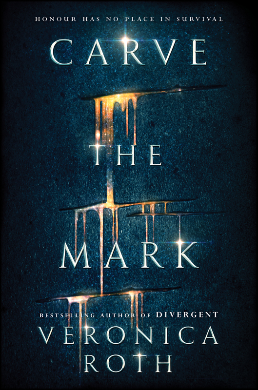 Carve the Mark by Veronica Roth, ISBN: 9780008159481