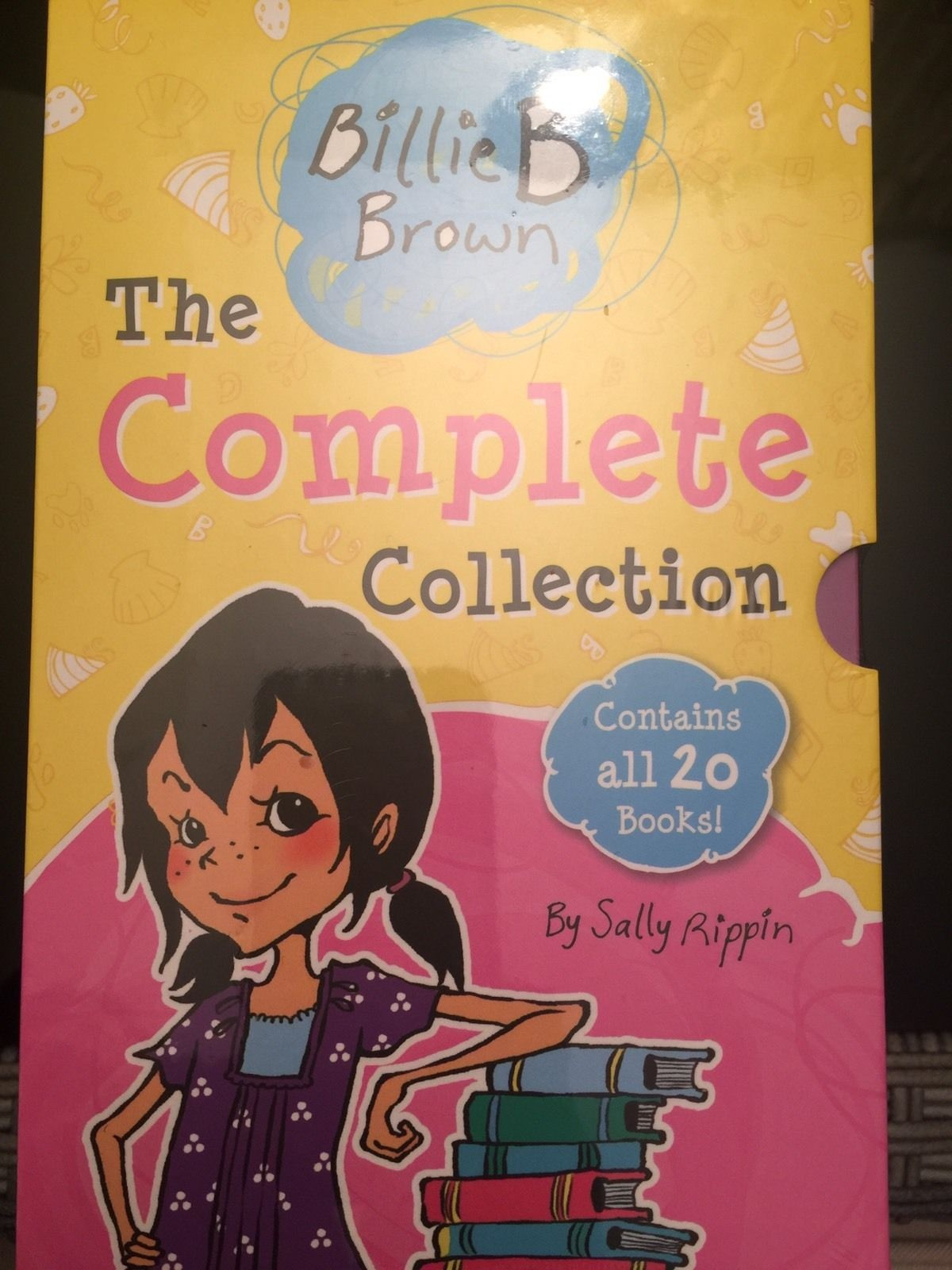 Billie B Brown: The Complete Collection by Sally Rippin, ISBN: 9781760120719