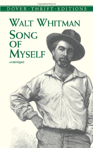song of myself by walt whitman essays Walt-whitman-essayscom offers students that much needed preparation in the form of exemplary writings about the works of this classic poet use our  essay list  button to download examples of critical essays today.
