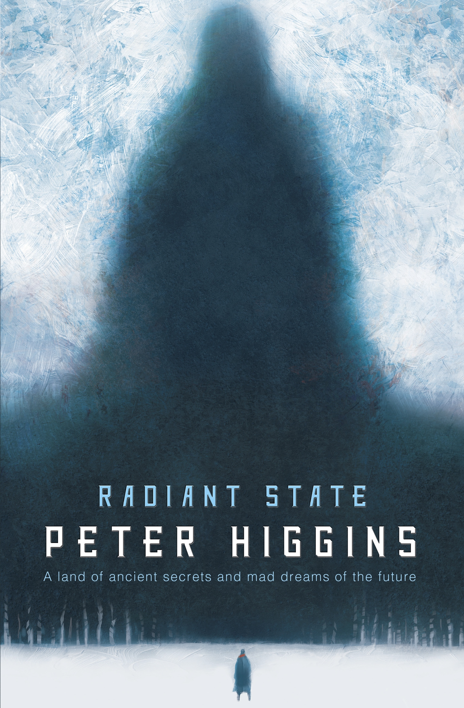 Radiant State: Book Three of The Wolfhound Century by Peter Higgins, ISBN: 9780575130654
