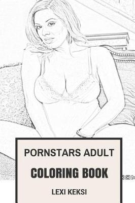 Booko Comparing Prices For Pornstars Adult Coloring Book Xxx And