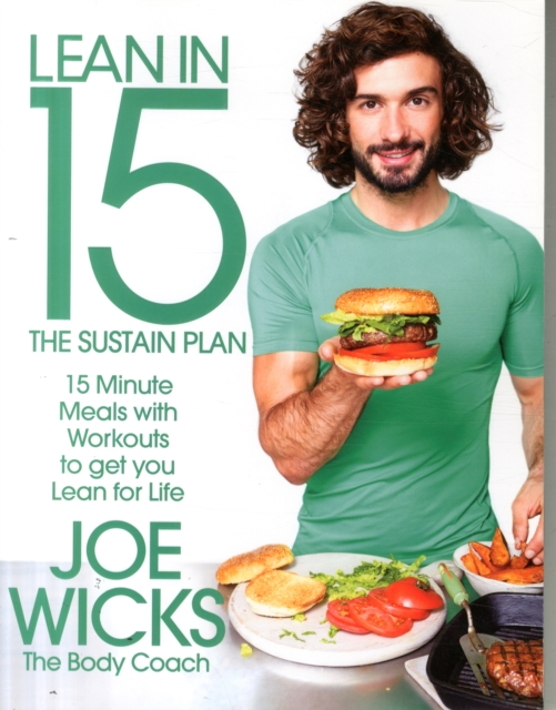 Lean in 15 - The Sustain Plan: 15 minute meals with workouts to get lean and strong for life