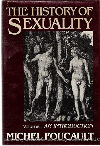 a comparison of the history of sexuality by michael focault to the works of sigmund freud Michel foucault established himself as one of the most important knowledge, sexuality, subjectivity and madness, sara sigmund freudby pamela thurschwell.