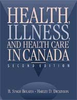 Sociology of Health Care in Canada : Health Care