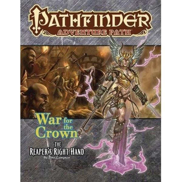 Pathfinder Adventure PathThe Reaper's Right Hand (War for the Crown 5 of 6)
