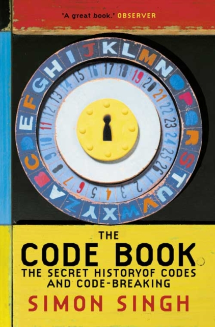 The Code Book by Simon Singh, ISBN: 9781857028898