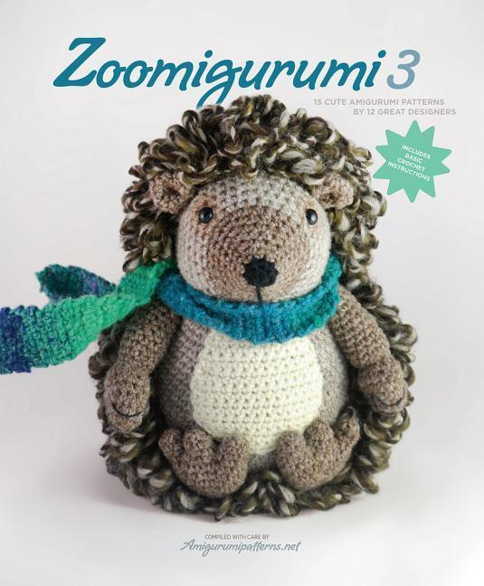 Zoomigurumi 3 by Amigurumipatterns.net, ISBN: 9789491643033