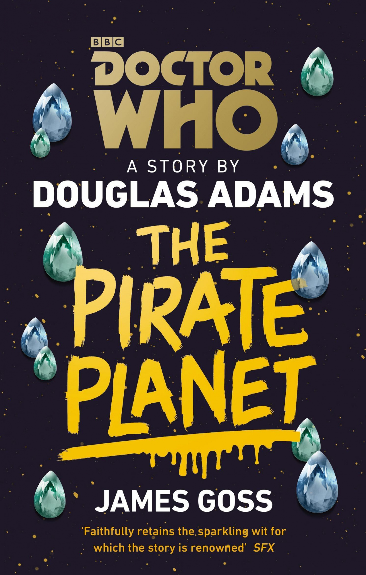 Doctor Who: The Pirate Planet by Douglas Adams, ISBN: 9781849906784