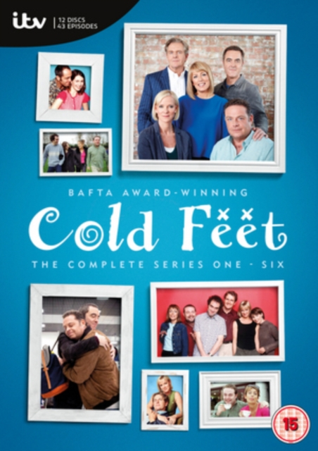 Cold Feet - Series 1-6 [DVD]