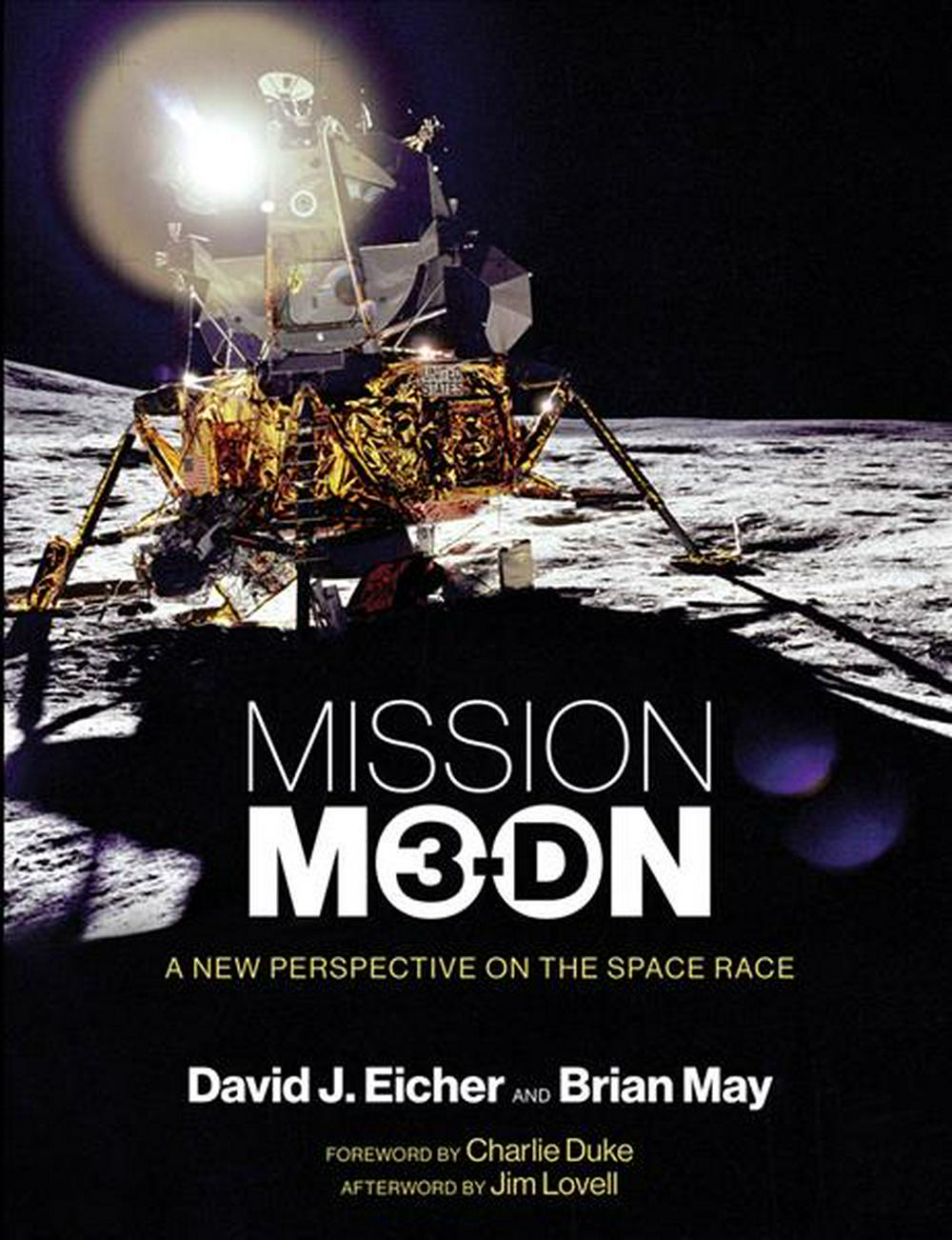 Mission Moon 3-D: A New Perspective on the Space Race (Mit Press) by David Eicher, ISBN: 9780262039451