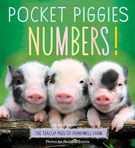 Pocket Piggies Numbers!: Featuring the Teacup Pigs of Pennywell Farm by Richard Austin, ISBN: 9780761179795