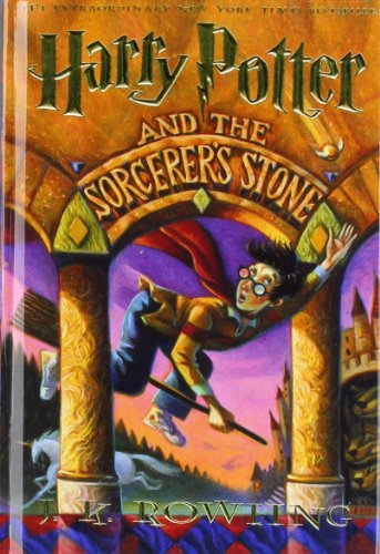 Harry Potter and the Sorcerer's Stone by J. K. Rowling, ISBN: 9781435238138