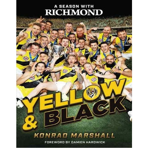 A Season with Richmond by Konrad Marshall, ISBN: 9780987342898