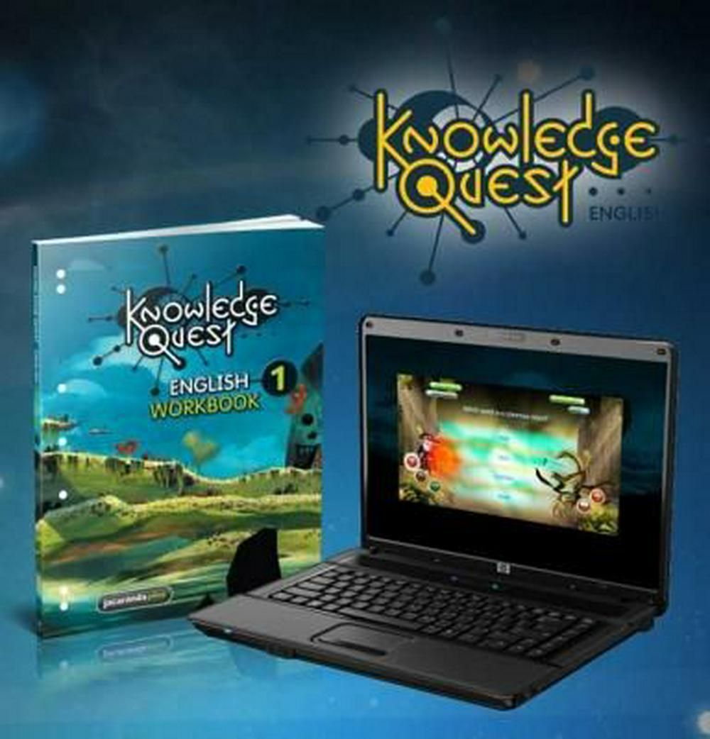 Knowledge Quest English 1 Workbook by Marcelle Macarthur-Young, ISBN: 9781742462608