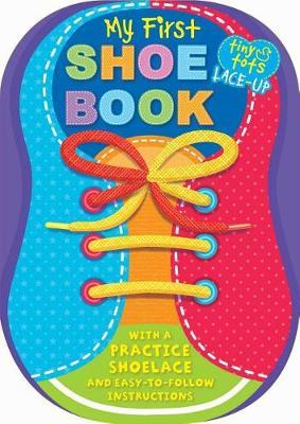 1, 2 Buckle My ShoeTiny Tots Shoe Book