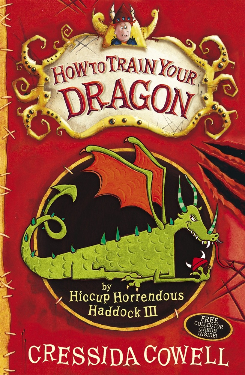 How to Train Your Dragon: How To Train Your Dragon: Book 1 by Cressida Cowell, ISBN: 9780340999073