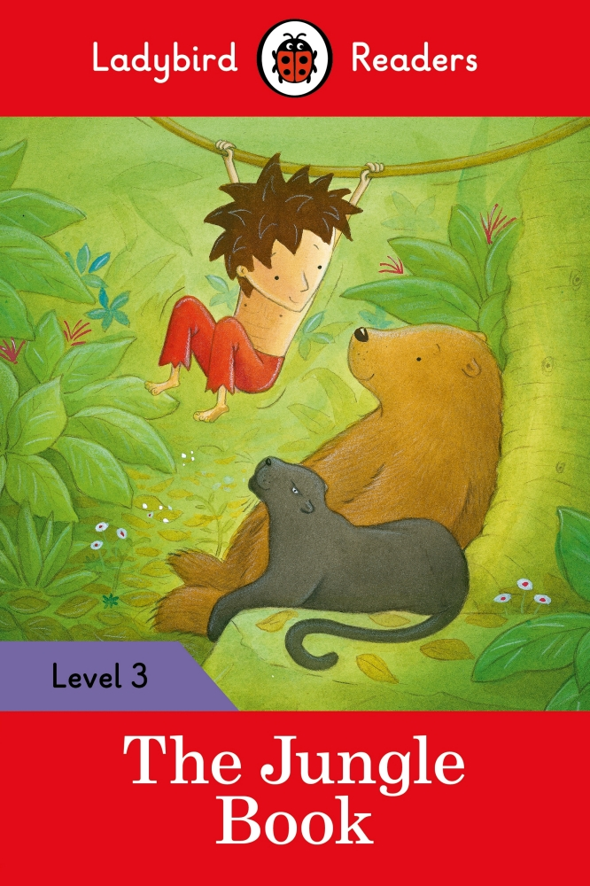 The Jungle Book - Ladybird Readers Level 3