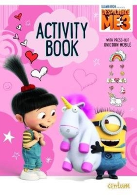 Despicable Me 3 Activity Book by Centum Books Ltd, ISBN: 9781911460428