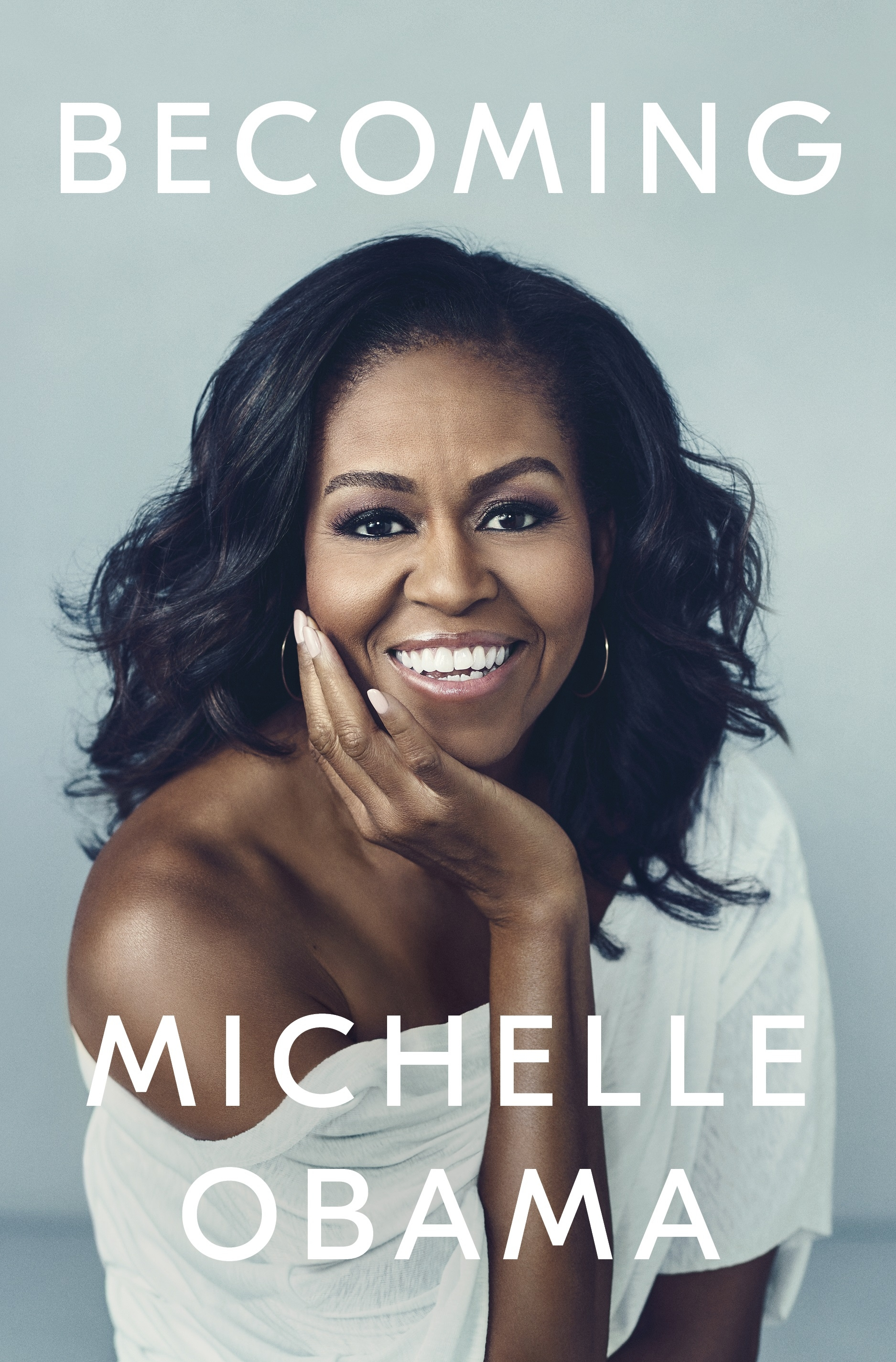 Becoming by Michelle Obama, ISBN: 9780241334140
