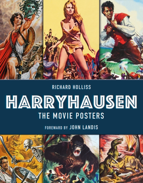 The Poster Art of Ray Harryhausen