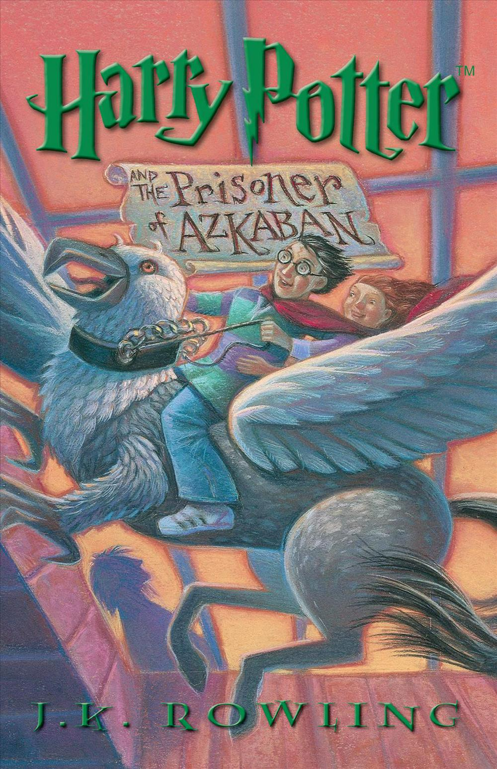 a book analysis of harry potter and the prisoner of azkaban by j k rowling In harry potter and the prisoner of azkaban the prisoner of azkaban, which takes jk rowling's harry potter series: movie review & book.