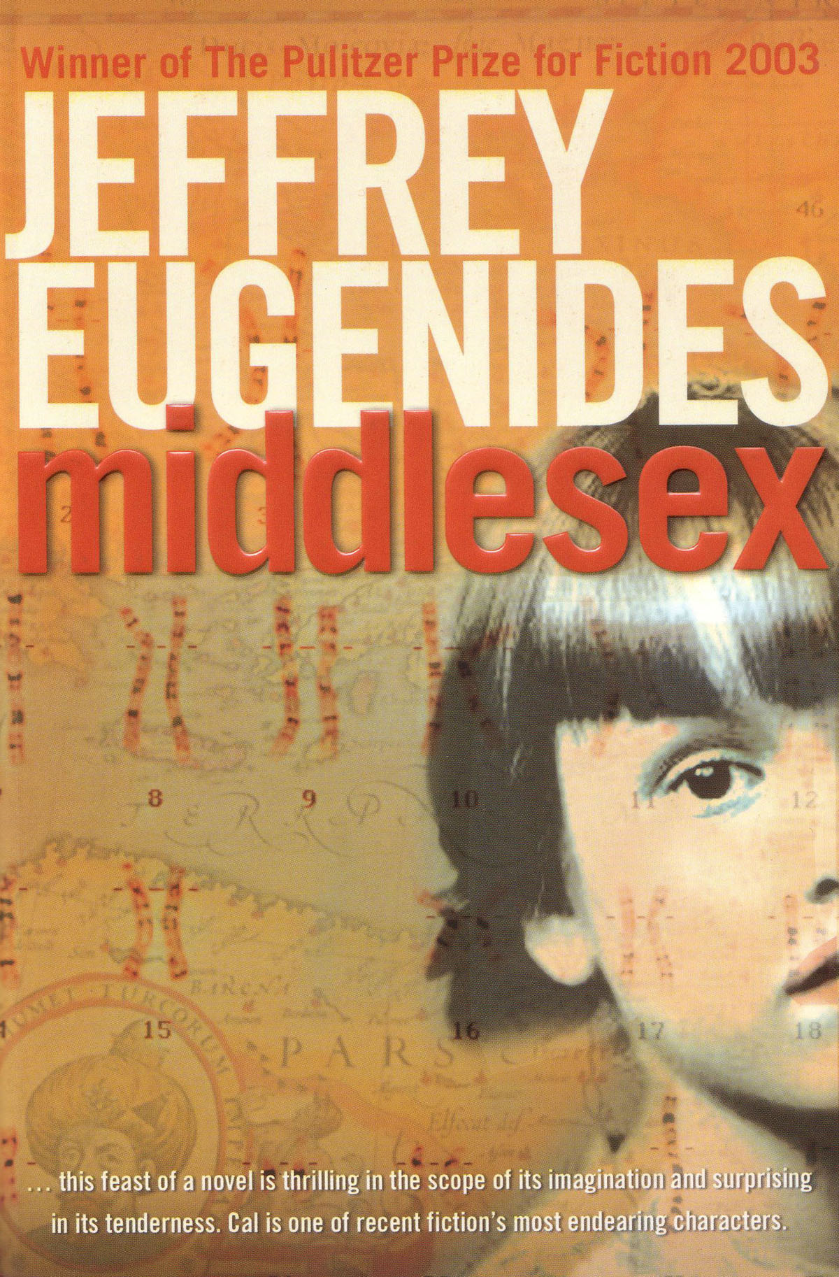 Middlesex by Jeffrey Eugenides, ISBN: 9780747561620