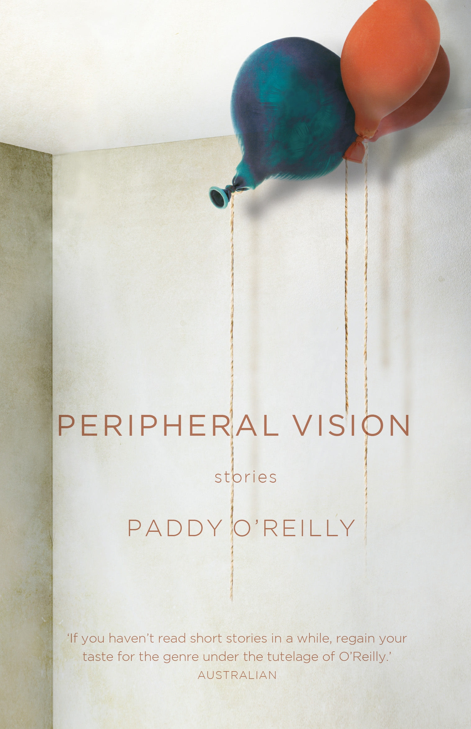 Cover Art for Peripheral Vision, ISBN: 9780702253607