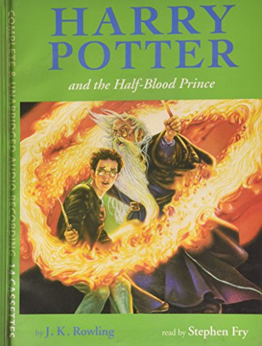Harry Potter and the Half-blood Prince by J.K. Rowling, ISBN: 9780747583264