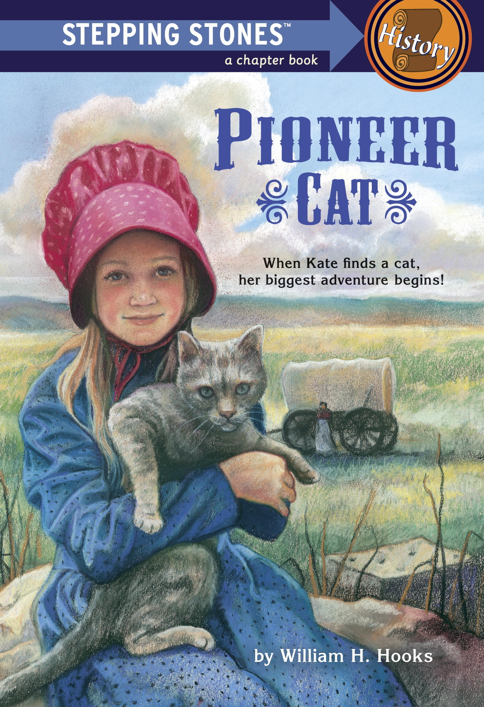 Stepping Stone Pioneer Cat by William H. Hooks, ISBN: 9780394820385