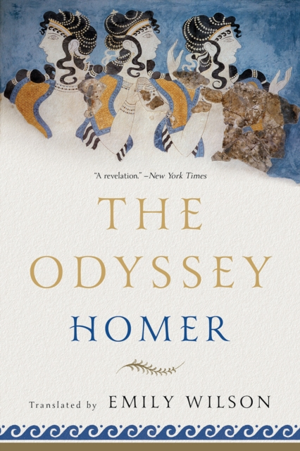 The Odyssey by Homer, ISBN: 9780393356250