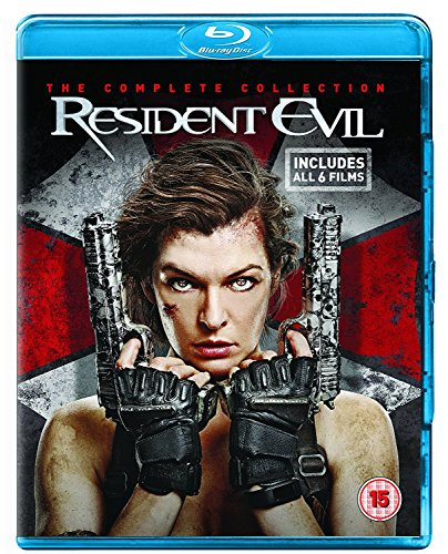Resident Evil: The Complete Collection [Blu-ray]