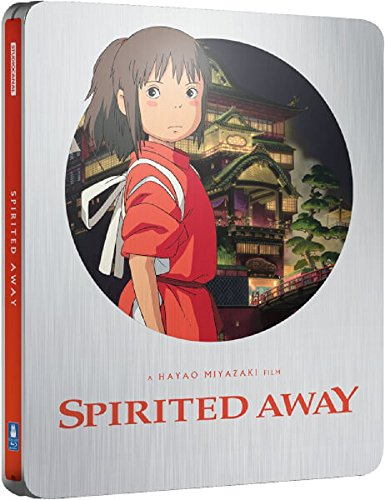Spirited Away - Limited Edition Steelbook Blu-ray