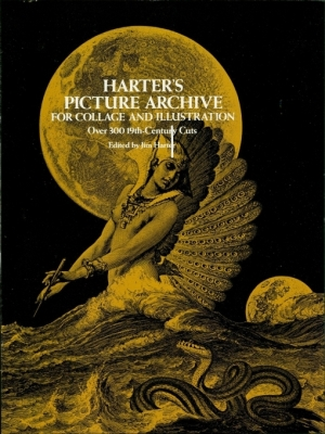 Harter's Picture Archive for Collage and Illustration by MR Jim Harter, ISBN: 9780486136677