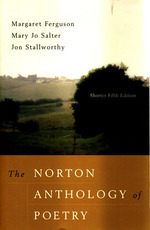 The Norton Anthology of Poetry: Shorter
