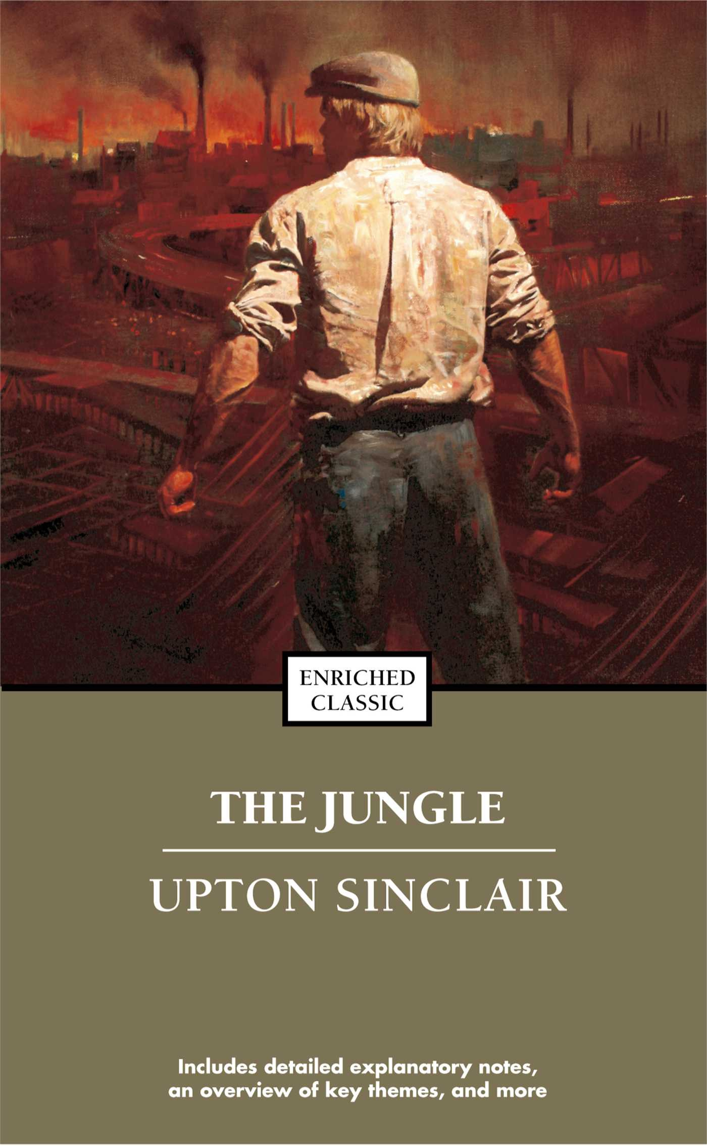 a story of jurgis rudkis the main protagonist of the jungle a novel by upton sinclair The jungle by upton sinclair is one such book that spans multiple genres and can be applicable to a variety of studies for those of you, who haven't read it, be sure to pick up a copy especially those readers who have little familiarity with sociology can benefit from story which explains the expansion of america and the fight that many people faced who were new to these united states.