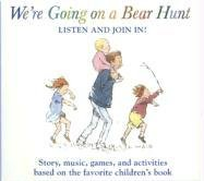 We're Going on a Bear Hunt CD