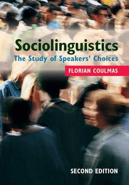 a study on sociolinguistics field Sociolinguistics as you know is that branch of linguistics dealing with the influence of the society on language and vice-versa so, it is really important in the sphere of the study of languageso sociolinguistics is the field of study having to do with the interaction of language and society—how.